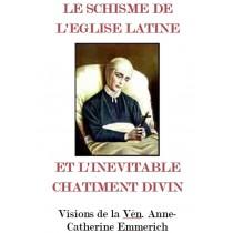 LE SCHISME DE L'EGLISE...