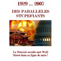 1929 … 2007  DES PARALLELES...