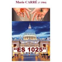 E.S. 1025  - Elève...