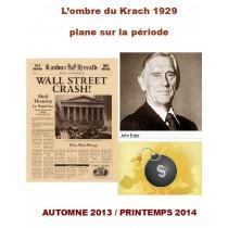 L'OMBRE DU KRACH 1929 PLANE...