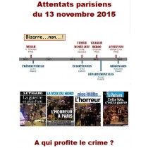 LES ATTENTATS PARISIENS DU...