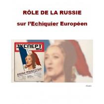 RÔLE DE LA RUSSIE  SUR...
