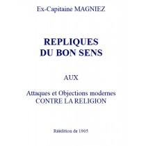 Répliques du Bon Sens aux...