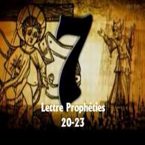 Série Numéros 20 à 23