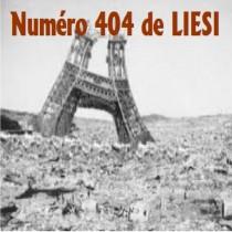 NUMERO 404 – 15 Août 2018
