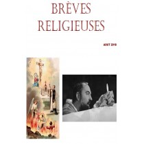 BREVES RELIGIEUSES - AOUT 2018
