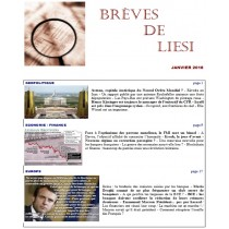 BREVES DE LIESI - JANVIER 2018