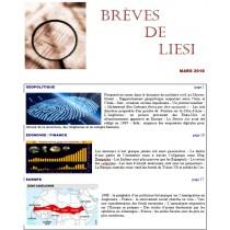 BREVES DE LIESI - MARS 2018