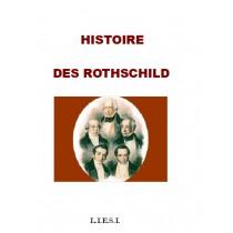 L'HISTOIRE  DES  ROTHSCHILD