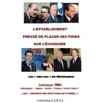 L'ESTABLISHMENT   PRESSÉ DE...