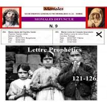 SERIE NUMEROS 121-126