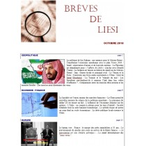 BREVES DE LIESI - OCTOBRE 2018