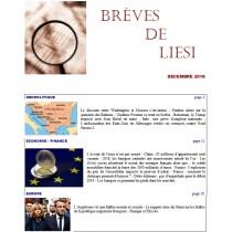 BREVES DE LIESI - DECEMBRE...