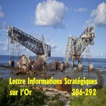 SERIE LISO - NUMEROS 286-292