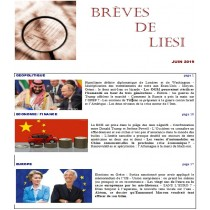 BREVES DE LIESI - JUIN 2019