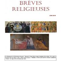 BREVES RELIGIEUSES - JUIN 2019