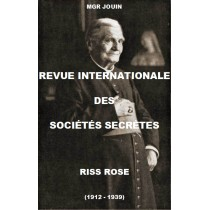 REVUE INTERNATIONALE DES...