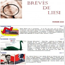 BREVES DE LIESI - FEVRIER 2020