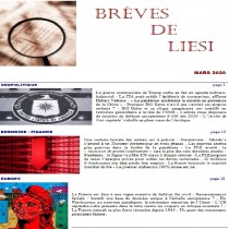 BREVES DE LIESI - MARS 2020