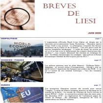 BREVES DE LIESI - JUIN 2020