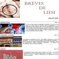 BREVES DE LIESI - JUILLET 2020