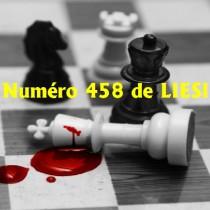 NUMERO 458 DU 15 NOVEMBRE 2020