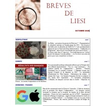 BREVES DE LIESI - OCTOBRE 2020