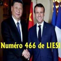 NUMERO 466 DU 15 MARS 2021