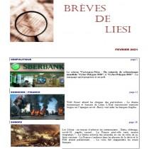 BREVES DE LIESI - FEVRIER 2021