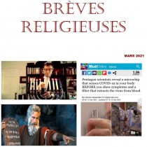BREVES RELIGIEUSES - MARS 2021