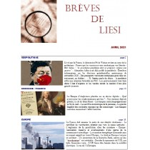 BREVES DE LIESI - AVRIL 2021
