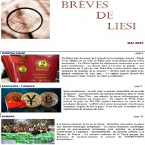 BREVES DE LIESI - MAI 2021