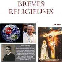 BREVES-RELIGIEUSES - MAI 2021