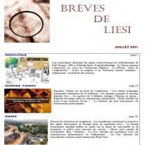 BREVES DE LIESI - JUILLET 2021
