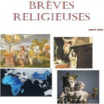 BREVES RELIGIEUSES - AOUT 2021