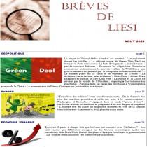   BREVES DE LIESI - AOUT 2021