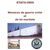ETATS-UNIS -  MENACE DE...